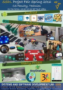project fair poster